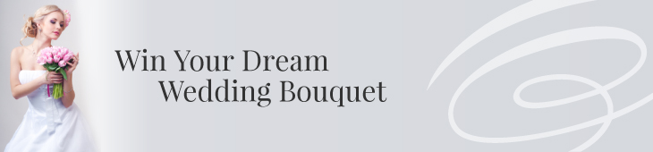 Win Your Dream Wedding Bouquet