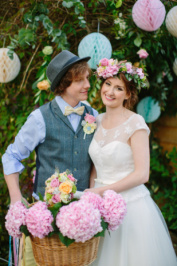 Wedding Garden Party Gallery