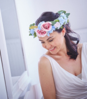 Vintage Glamour Wedding Flowers Gallery