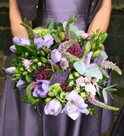 Hand-tied Bridal Bouquets Gallery