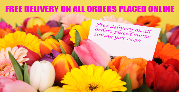 Free Delivery Flowers Bouquets Birmingham Solihull