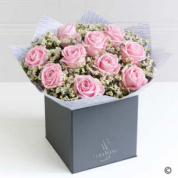 Vera Wang Pink Perfection Bouquet