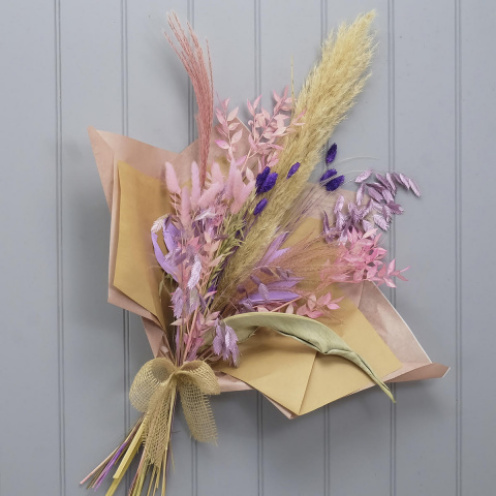 Darcey Dried Flower Bouquet