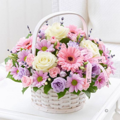 Mother Day Basket