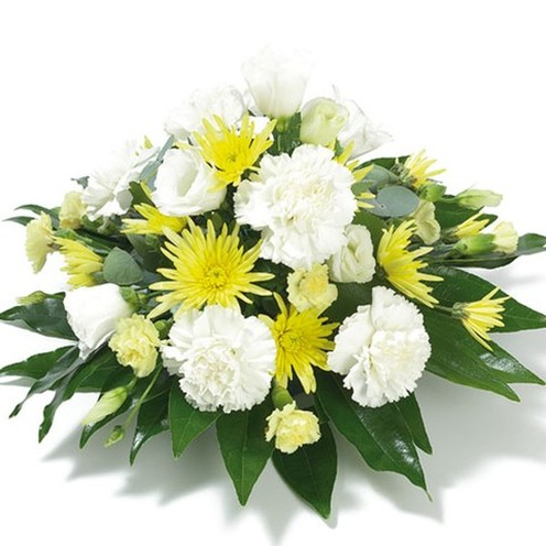 Seasonal Posy Yellow