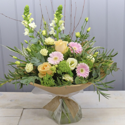 Country Classics Pastel Hand-tied