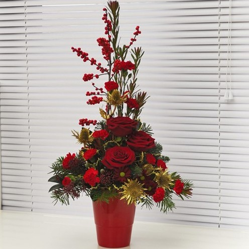 Festive Cheers Arrangement
