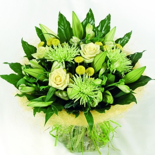 Lemon & Lime Hand-tied
